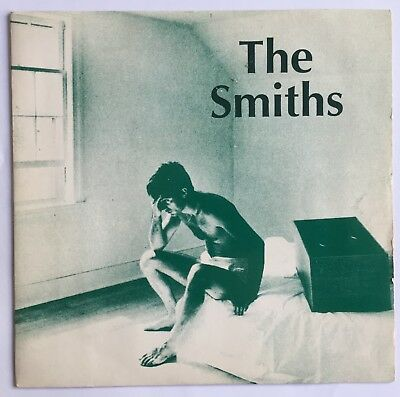 """The Smiths -William It Was Really Nothing- UK 1st Press 7"""" + Pic Sleeve (vinyl)"""