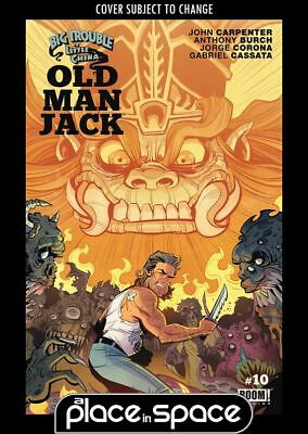 Big Trouble In Little China: Old Man Jack #10A (Wk26)