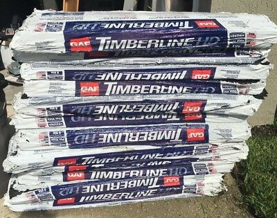 GAF Timberline Hickory HD High Definition Architectural Shingles 33 sq/ft bundle
