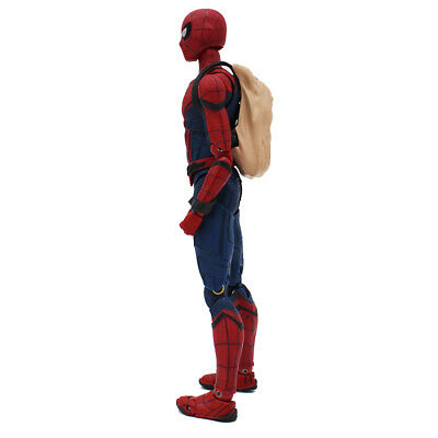 2018 Spiderman Homecoming Spider-Man PVC Action Figure Collectible Model Toy