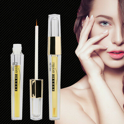 Eyelash Enhancer Eye Lash Growth Serum Liquid Nourishing Fluid Full Feather 5ml