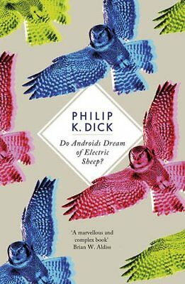 Do Androids Dream Of Electric Sheep?, Dick 9781780220383 Fast Free Shipping..