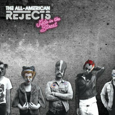 All-American Rejects - Kids in the Street - All-American Rejects CD C6VG The