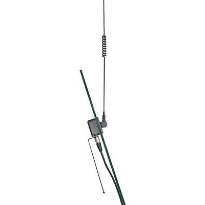 Tram 1191 Dual-Band Pre-Tuned Amateur Glass-Mount Antenna 144MHz/440MHz