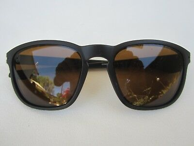 4cd16717ec OAKLEY Shaun White SIGNATURE SERIES Enduro SUNGLASSES Matte BLACK Dark  BRONZE