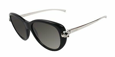 dacb155d52 NEW CARTIER PANTHERE Oval Rimless Sunglasses Occhiali Lunette Frame ...
