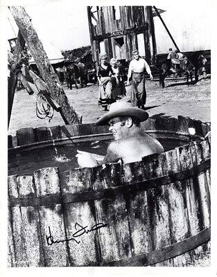 Henry Fonda, famed actor, hand signed in ink, 8x10 photograph, COA issued