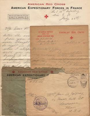 Gruesome War Letters and Medal from a Heroic 3rd Infantry Division Soldier - WWI