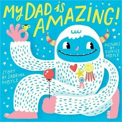 My Dad Is Amazing (Board Book)