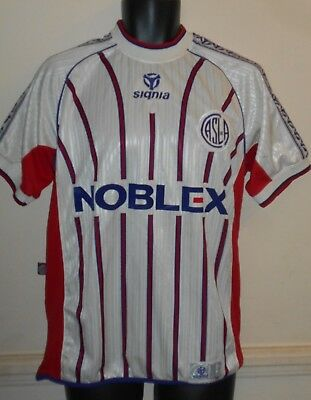 Rare San Lorenzo Argentina Away Shirt 2001 small men's  #1014