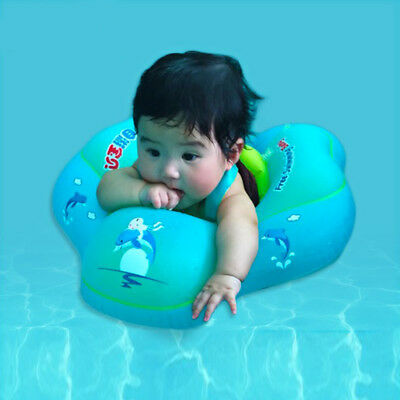 Inflatable Baby Swimming Ring Swim Trainer Safety Floating Pool Water Fun Toy