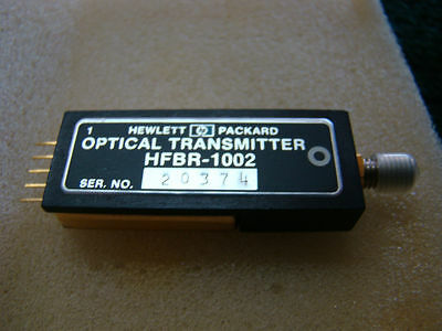 NEW HP Agilent HFBR-1002 Optical Transmitter