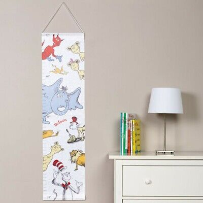 Trend Lab Dr. Seuss Friends Canvas Growth Chart - 30467