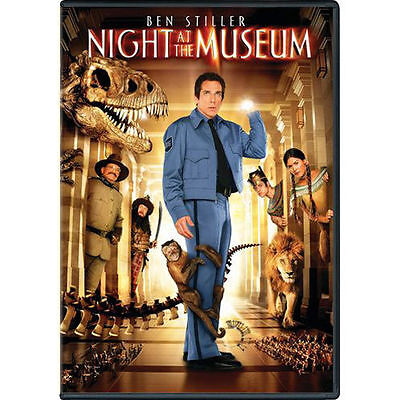 Night at the Museum (DVD, 2007, Full Frame) NEW