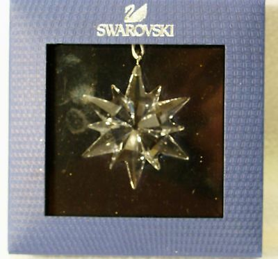 bd2059d50 SWAROVSKI CRYSTAL 2017 Little Star Ornament 5257592.new In Box ...