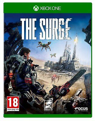 The Surge For XBOX One (New & Sealed)