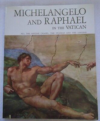 Michelangelo and Raphael in the Vatican Special Edition for Museums & Papal