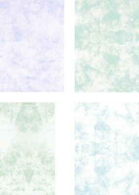 Stationery Marbled A4/A5 Printer Paper Copy Paper Documents Restaurant Menus