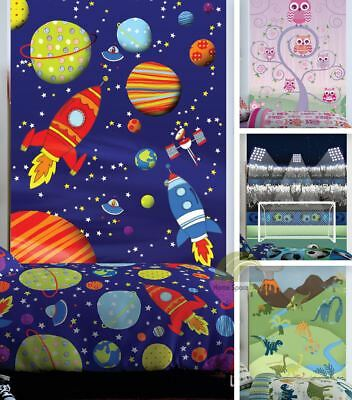 Kids Wall Art Decorative Mural Wallpaper Hanging Catherine Lansfield Dino Space