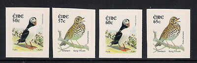 Ireland Eire stamps - 2002/4 Birds Self Adhesive Booklet Stamps, MNH