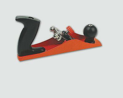 Mannesmann Adjustable Iron Plane Wood Smoothing Joiner / 44mm Blade VPA GS TUV
