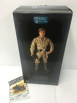 Sideshow Star Wars Luke Skywalker Bespin Exclusive Edition 1/6 Scale NEW