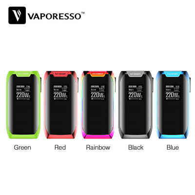0Vaporesso Revenger X 220W TC Box Max 220W with OMNI Board 2.2 No Battery