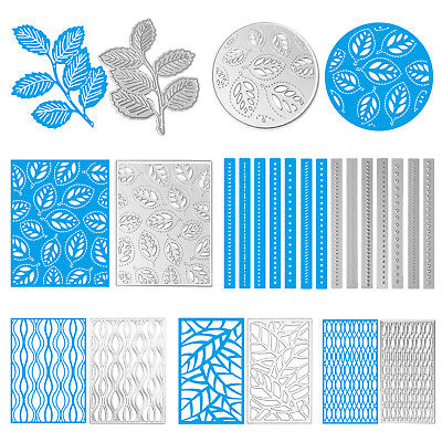 Metal Cutting Dies Stencil Scrapbook Paper Cards Embossing Craft DIY Die-Cut