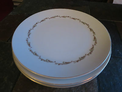 Berkeley House MICHELLE Salad Plate Lot of 4