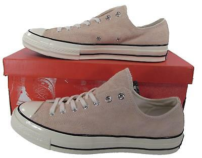 CONVERSE CHUCK TAYLOR All Star 70's Ox Suede Leather DUST PINK 157587C