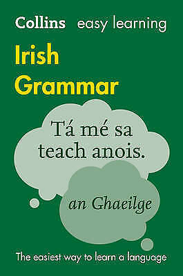 Collins Easy Learning Irish Grammar	9780008207045
