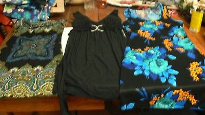 3ee07683e65 AWESOME NWOT LOT Of Summer T-Shirt Dresses Maternity M L Zulily ...