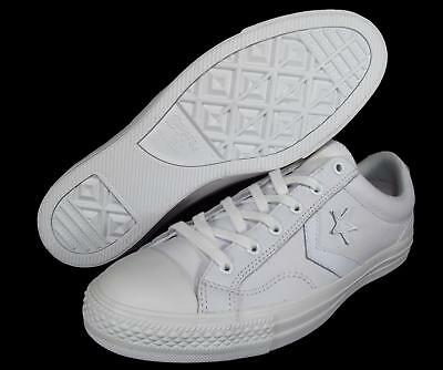 discount converse star player ox leather white ca104 1d78c