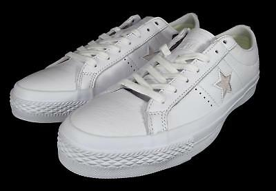 0b322c7c36fcd3 Converse Cons One Star Ox Low Top Sneakers Leather Lunarlon Sole 155547C