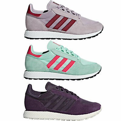 ADIDAS ORIGINALS FOREST Grove Damen Sneaker Low Schuhe