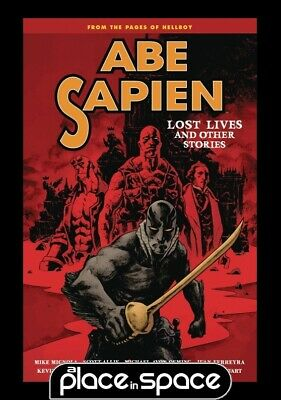 Abe Sapien Vol 09 Lost Lives & Other Stories - Softcover