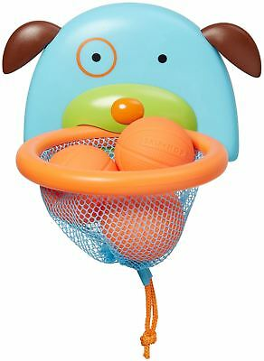 Skip Hop ZOO BATHTIME BASKETBALL - DOG Baby Bathing Grooming Bath Toy BN