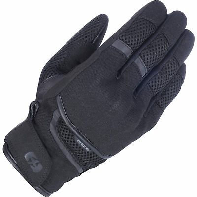Oxford Brisbane Air Short Motorcycle Gloves Motorbike Short Summer Protection