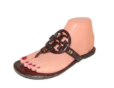 f43f1b4bc529 TORY BURCH SANDALS leather Color Brown Size 8 M -  155.00