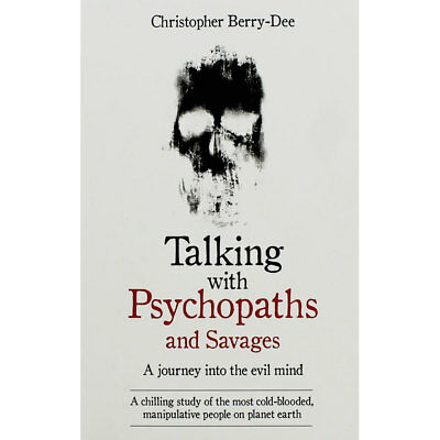Talking With Psychopaths and Savages (Paperback), Non Fiction Books, Brand New