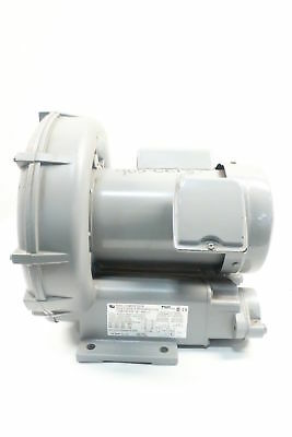 New Fuji Electric VFC400P-5T Regenerative Blower 1hp 230v-ac 1-1/2in Npt