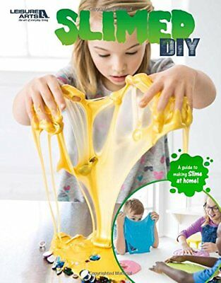 Slimed DIY - A Guide to Making Slime at Home | Kids Crafts | Leisure Arts (71…
