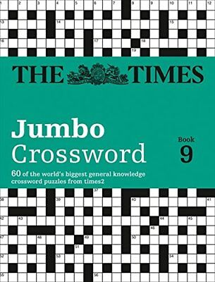 The Times 2 Jumbo Crossword Book 9 (Crosswords)-The Times Mind Games