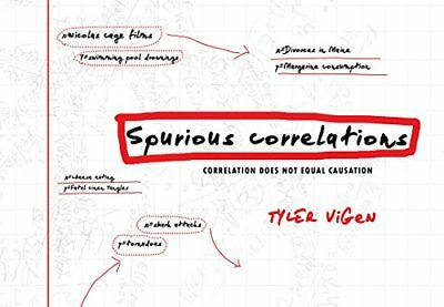 Spurious Correlations-Tyler Vigen