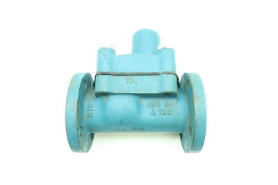 Dow 125GI Flanged 1-1/2in Diaphragm Valve