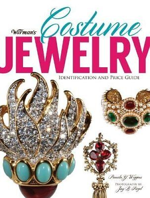 Warman's Costume Jewelry: Identification and Price Guide-Pamela Y. Wiggins