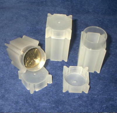 New Storage Tubes for US 1oz US Gold Eagle Coins   US-MADE  PVC-FREE !!