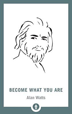 Shambhala Pocket Library: Become What You Are-Alan Watts