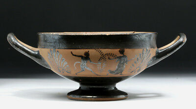 ARTEMIS GALLERY Greek Attic Black-Figure Kylix, Lancut Group Painters