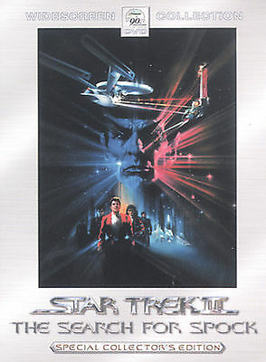 Star Trek III: The Search for Spock (DVD, 2002, 2-Disc Set, Collectors Edition)